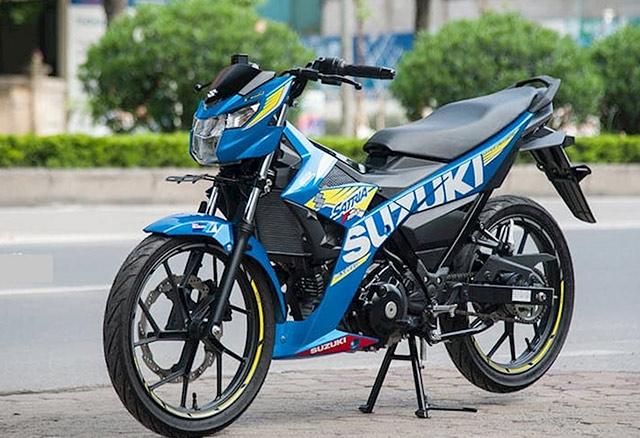 Suzuki-Raider