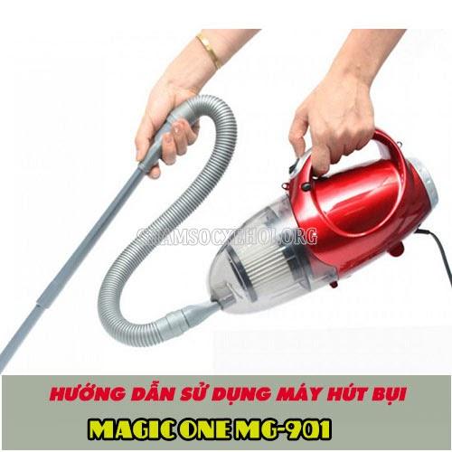 Một số lưu ý cần nhớ khi sử dụng máy hút bụi Magic One MG901