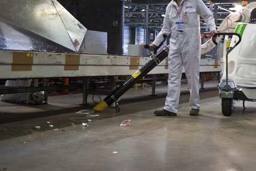 máy hút bụi công nghiệp nhà xưởng