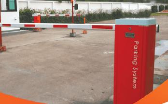 thanh chắn barrier chính hãng