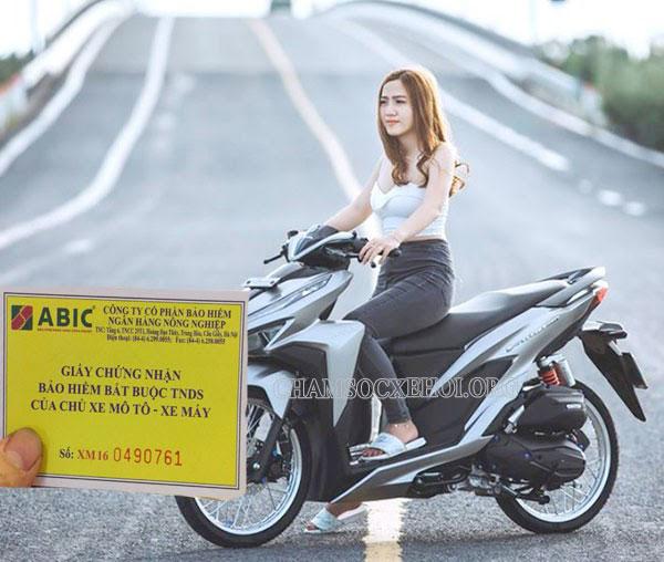 ý nghĩa bảo hiểm cho xe máy