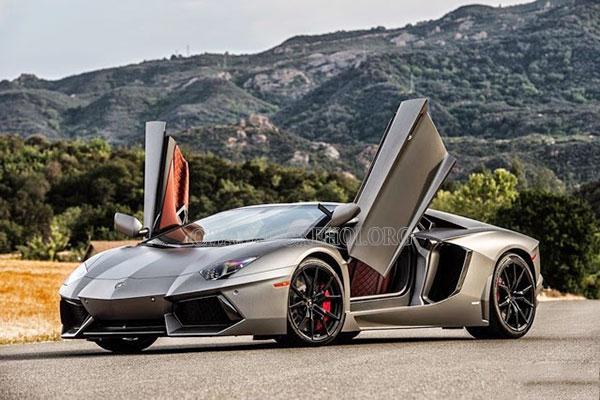 dòng xe đua hạng sang Lamborghini