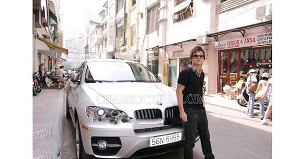 BMW X6 của Tuấn Hưng