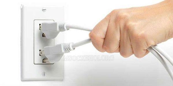 sử dụng điện năng tiết kiệm