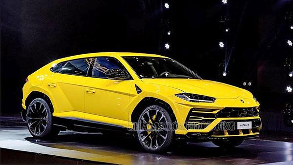 xe dua Lamborghini moi nhat