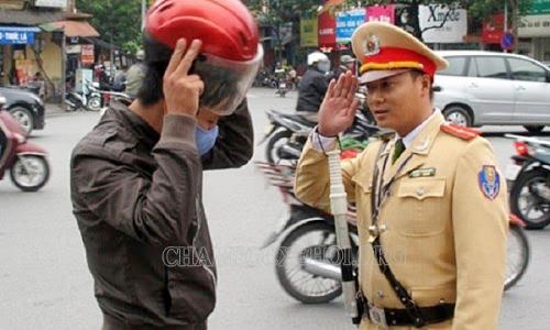 hướng dẫn luật khi tham gia giao thông