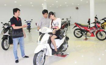 tháng 7 mua xe máy