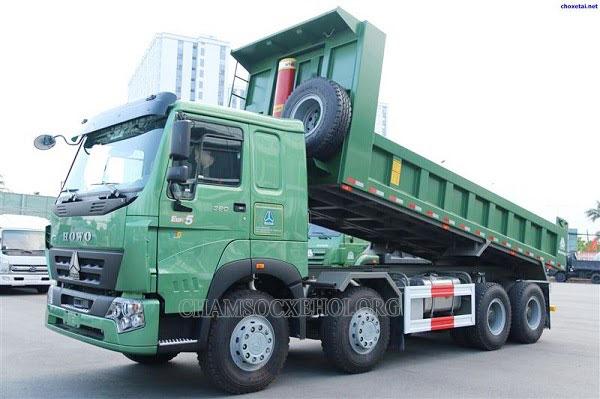 xe tải 4 chân hà nội