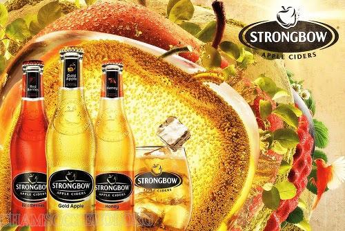 Strongbow là gì