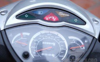 bơm xăng xe máy