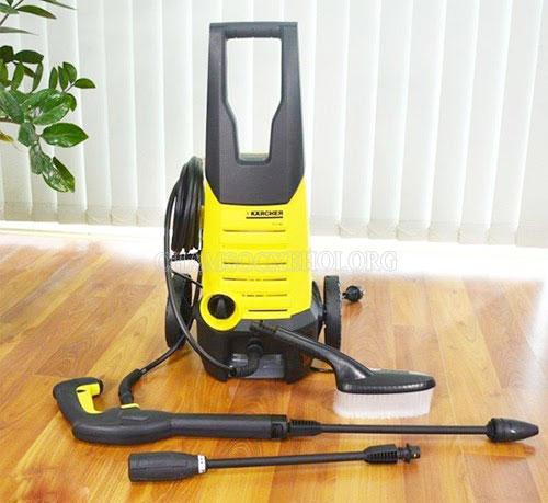 đánh giá máy rửa xe karcher k2360