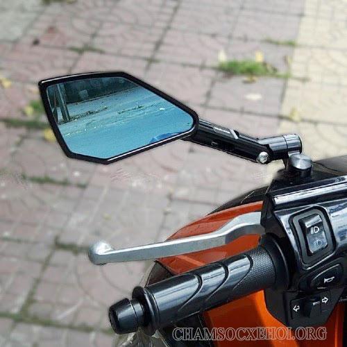 gương chiếu hậu xe máy Rizoma