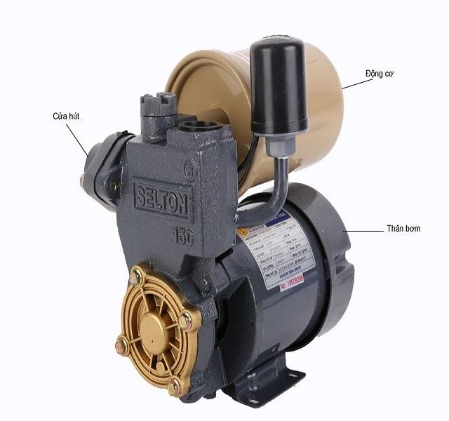 ứng dụng của máy bơm tăng áp rửa xe
