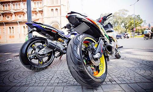 ưu điểm của vỏ xe máy không ruột