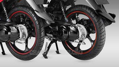 vỏ xe máy không ruột có tốt không