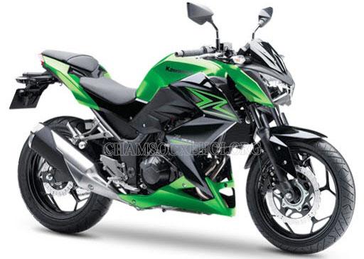 Kawasaki Z300 2019