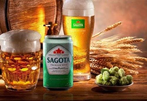 bia không chứa nồng độ cồn