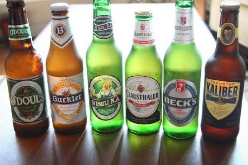 bia không nồng độ cồn là gì