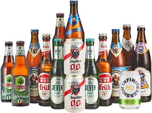 bia không nồng độ cồn