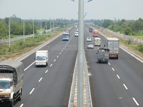 định nghĩa đường cao tốc