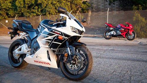 Gía xe Honda CBR600RR