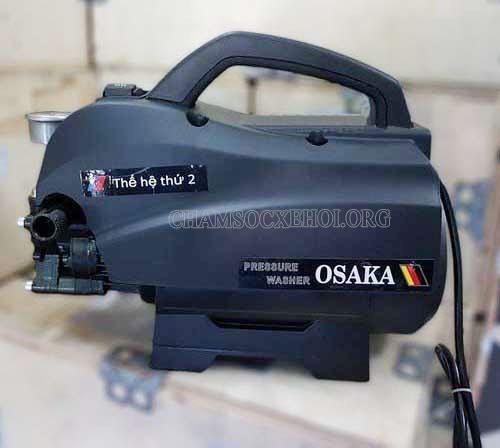 máy rửa xe mini gia đình Osaka