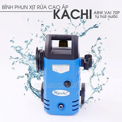 máy rửa xe mini kachi