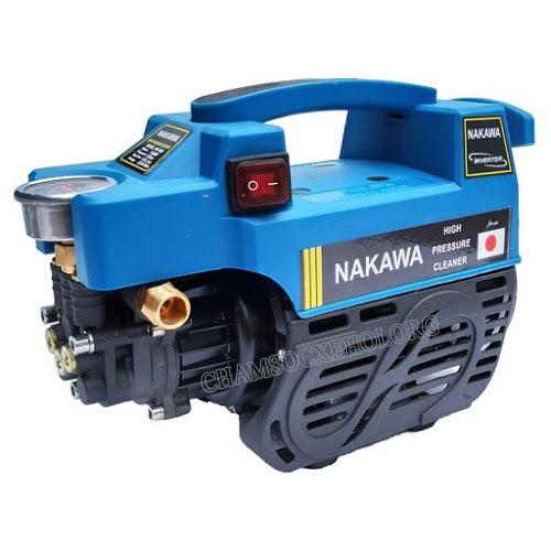 máy rửa xe mini nakawa