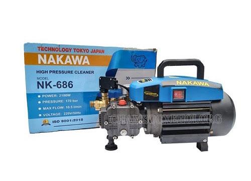 máy rửa xe mini nhỏ nakawa