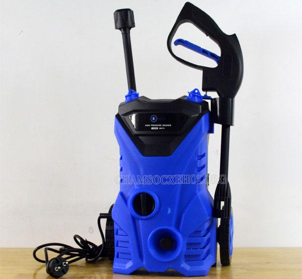 máy xịt rửa xe cao áp Kachi