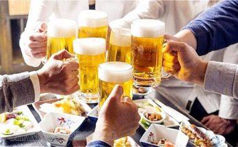 nồng độ cồn bia 333 là bao nhiêu