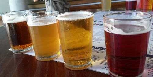 sử dụng bia không có nồng độ cồn