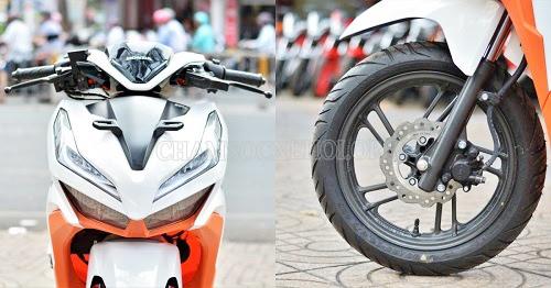 thiết kế Honda Vario 2020