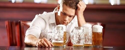 uống bia không say