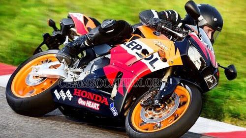 xe Honda CBR600RR