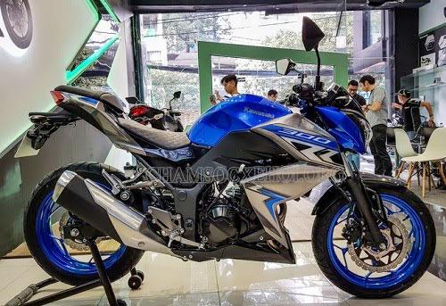 xe Kawasaki Z300