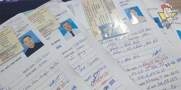 hồ sơ thi bằng lái xe gồm những gì