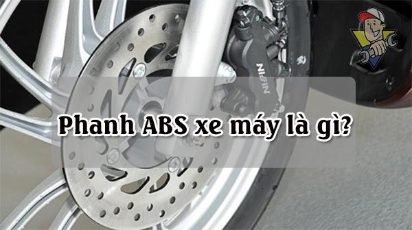 phanh abs xe máy