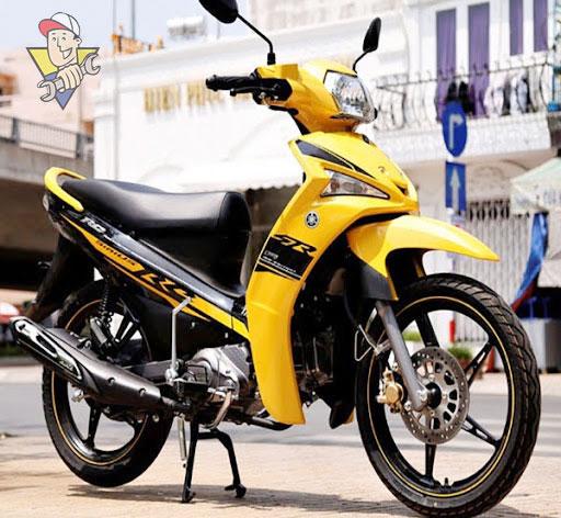 xe máy giá 20 triệu cho con gái