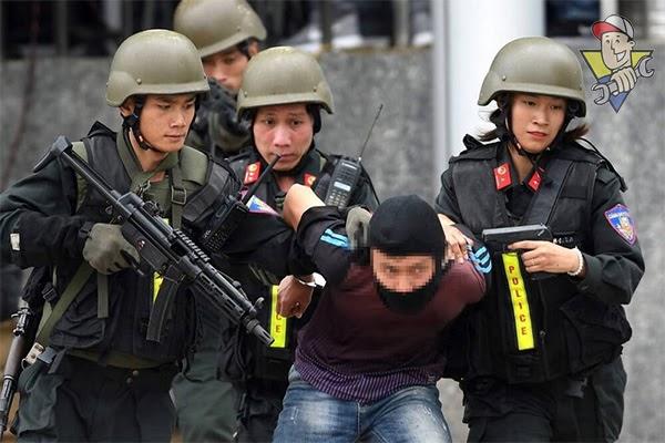 chức năng cảnh sát cơ động