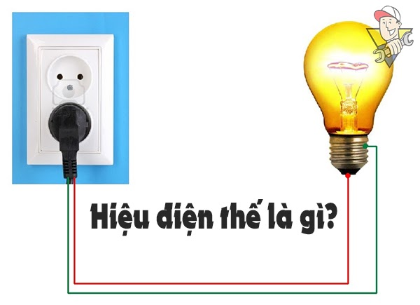 hiệu điện thế là gì