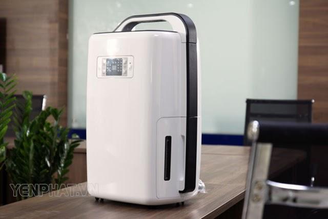 máy hút ẩm tốn điện nhiều không