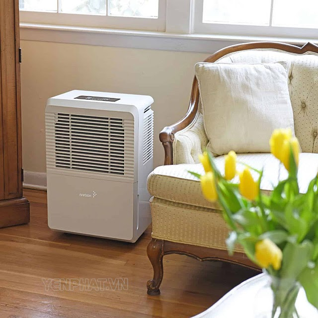 lưu ý khi sử dụng máy hút ẩm không khí