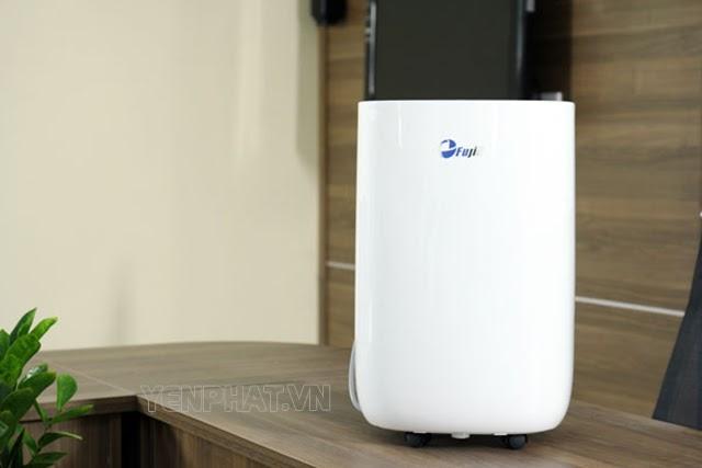 máy hút ẩm không khí có tốn điện không