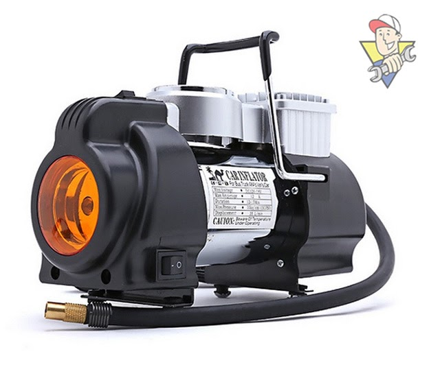 máy nén khí mini nhỏ 12v