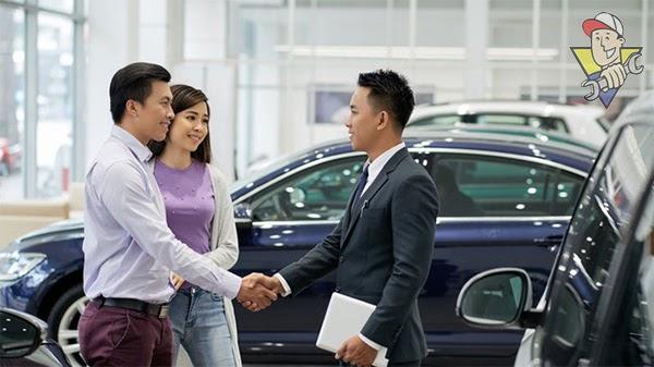 thủ tục mua bán xe cũ 2020