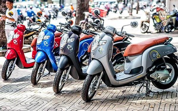 xe 50 cc đắt hàng hiện nay