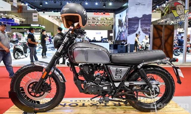 xe mô tô cổ điển giá rẻ 2020