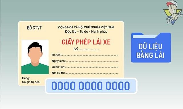 đổi giấy phép lái xe ô tô chỗ nào