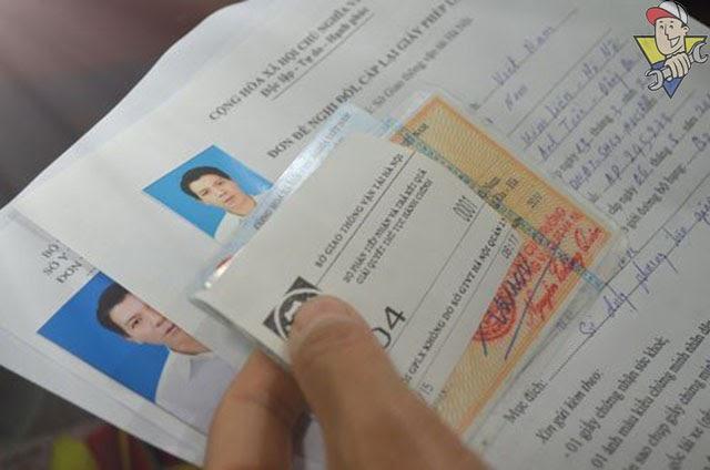 giấy phép lái xe A1 để làm gì